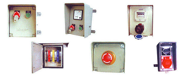 Frp Electrical Control Station Manufacturer